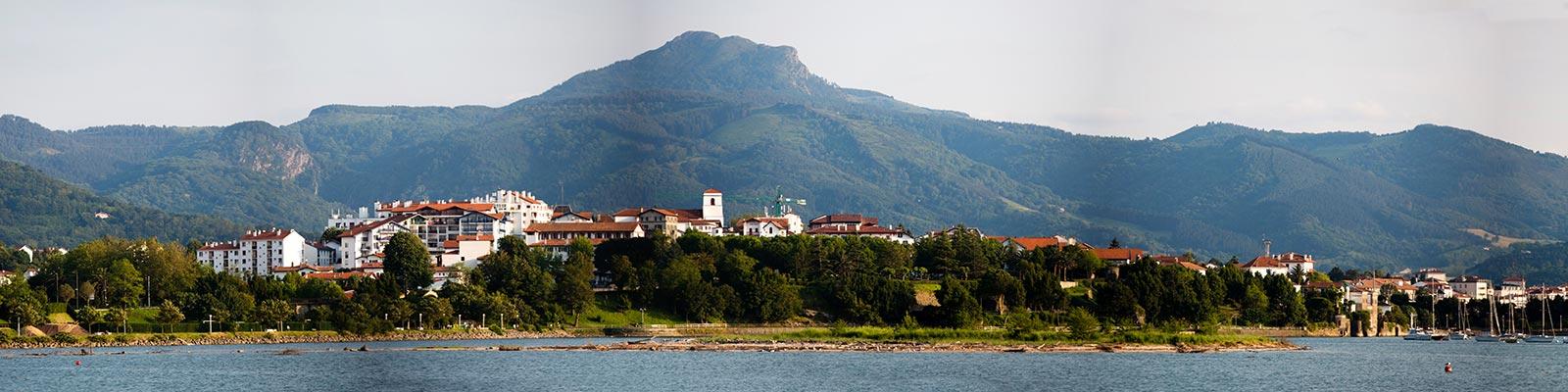 restaurant sur la côte basque